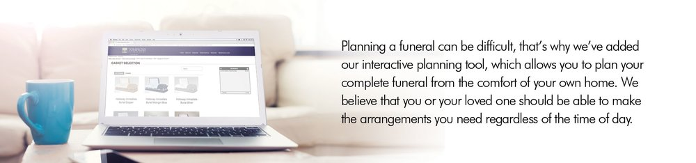 funeral planner step 1 basic information gallaway and crane fu